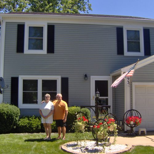 crystal lake gutter shutter customer